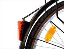 自転車の 反射材 ベスト 自転車 : 自転車用品 - 反射ベストや交通 ...